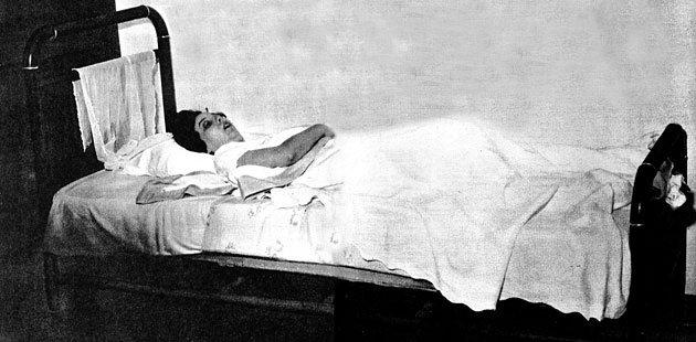 la bella durmiente leci