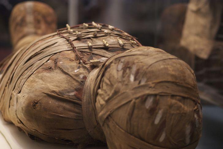 momia real