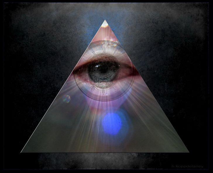ojo cosmico