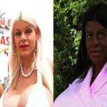 Martina Big, el busto más grande de Europa se transforma en mujer negra
