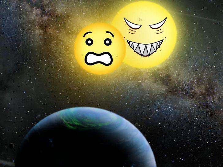 sistema planetario binario