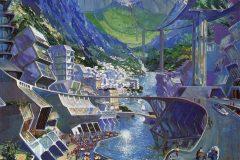 una ciudad del futuro