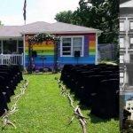 5 construcciones hechas para provocar a los vecinos