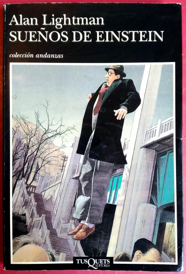 Alan Lightman Sueños de Einstein portada libro