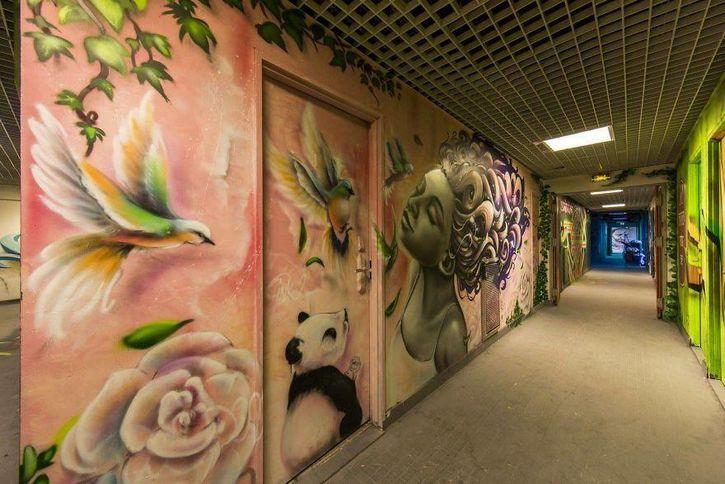 Cité Internationale Universitare graffiti (14)