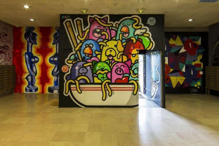 Cité Internationale Universitare graffiti (8)