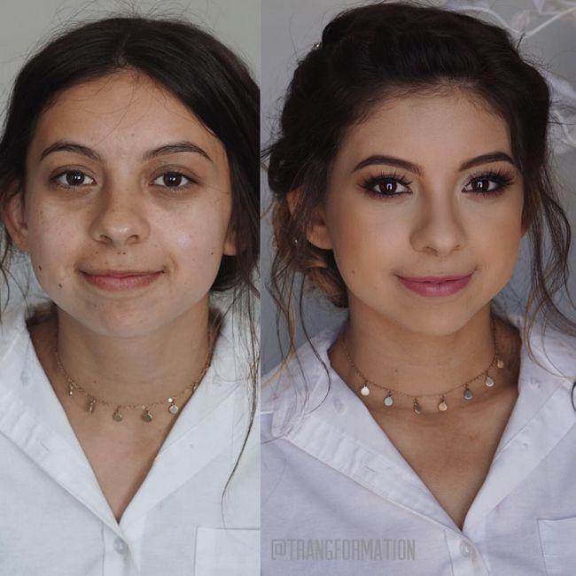 Maquillaje antes después resultados (10)