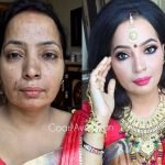 Estas 16 fotografías prueban que el maquillaje hace la diferencia