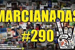 Marcianadas 290 portada