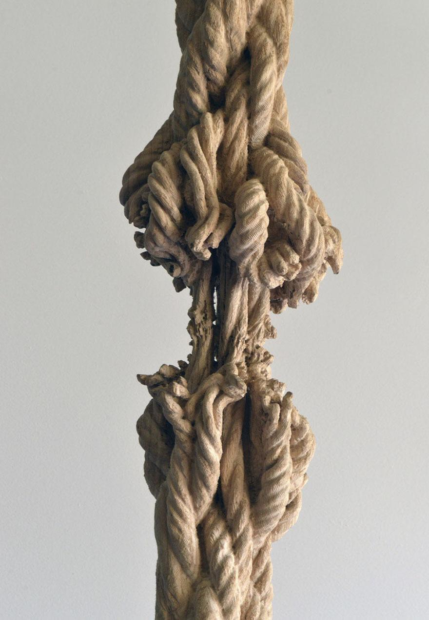 Maskull Lasserre esculturas talladas en madera (3)