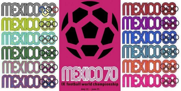 Mexico 68 y Mexico 70