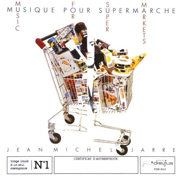 Music For Supermarkets Jean Michel Jarre 1983