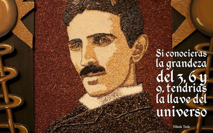 Nikola Tesla magnificencia 3 6 9