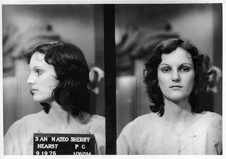 Patty Hearst convicta