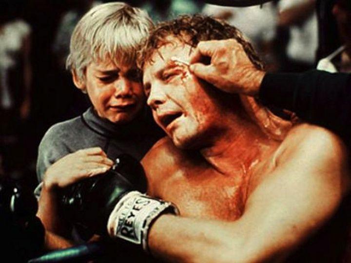 The Champ 1979 escena pelea