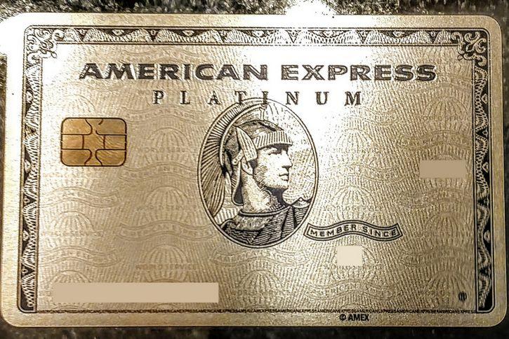 american express platinium