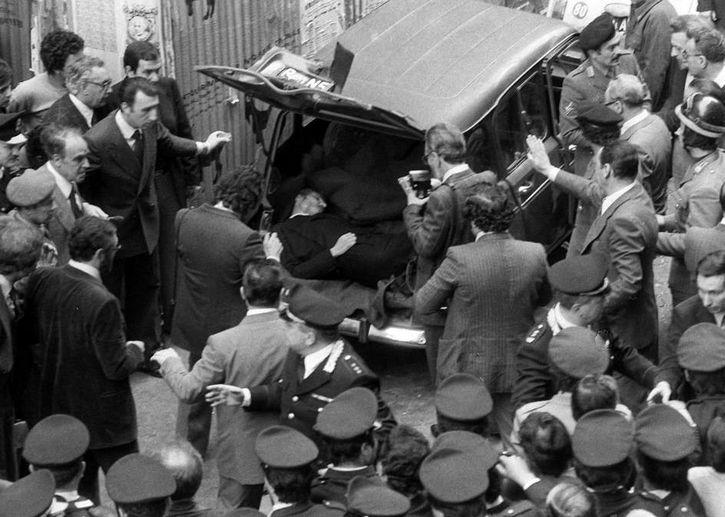 asesinato de Aldo Moro 1978