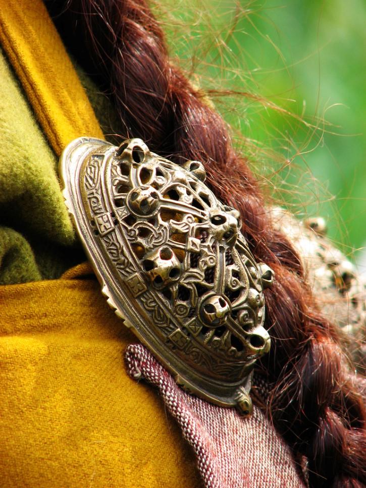broche vikingo