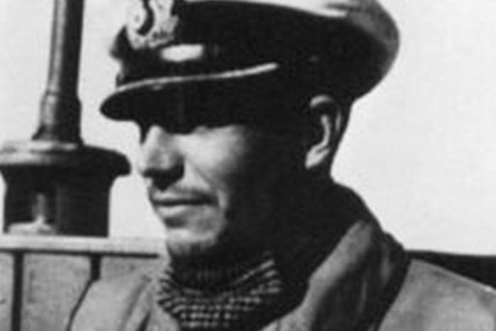 capitán Karl Adolf Schlitt