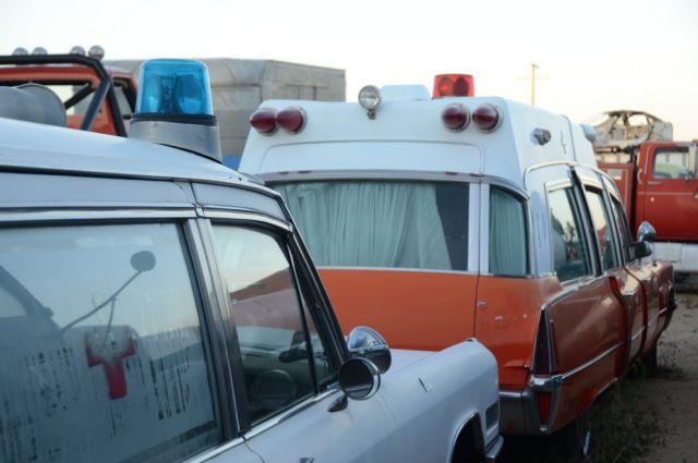 cementerio de ambulancias en el Desierto de Mojave (4)