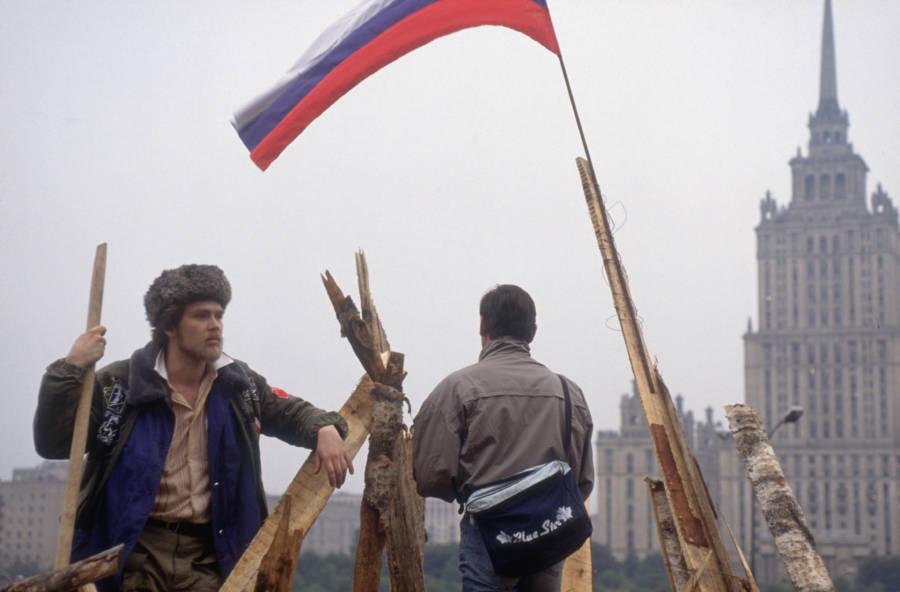 coup detat outside kremlin
