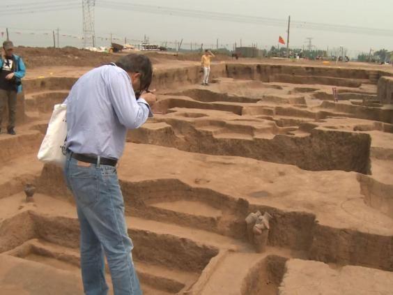 excavaciones arqueologicas en Jinan