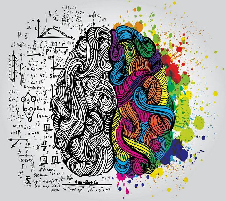 hemisferios del cerebro creatividad racionalidad