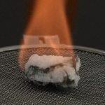 Hielo inflamable, la prometedora fuente de energía para el futuro