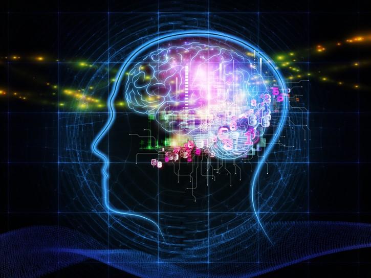 imagen cerebro digital