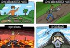 lo que veian nuestros padres vs lo que veiamos