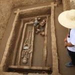"""Descubren huesos de """"gigantes"""" que habitaron hace 5 mil años en China"""