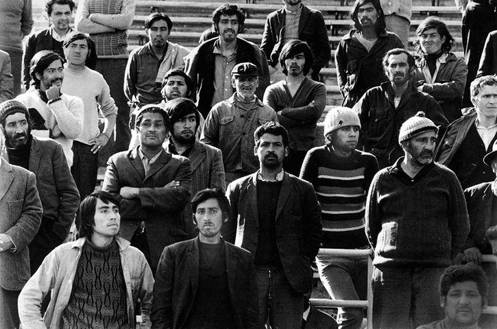 prisioneros estadio nacional de chile