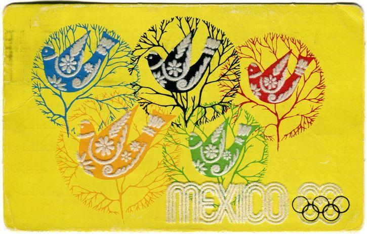 tarjeta postal motivos mexico 60