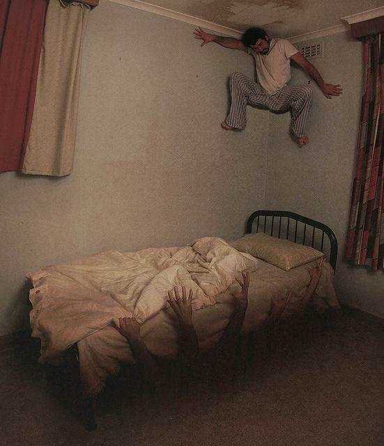 terror en la cama