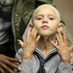 Los maravillosos efectos de maquillaje de Prosthetic Renaissance