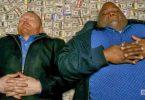 Breaking Bad escena cama de dinero