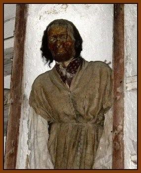 Catacumbas de los Capuchinos en palermo muertos (4)
