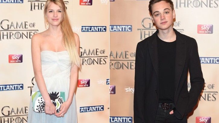 Dean Charles Chapman y Nell