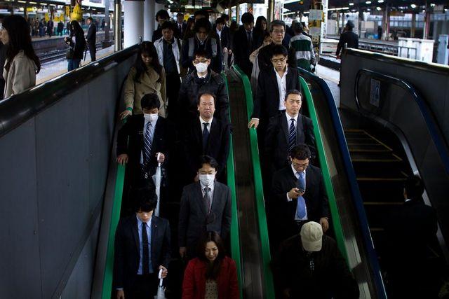Dura realidad trabajadores japoneses (11)