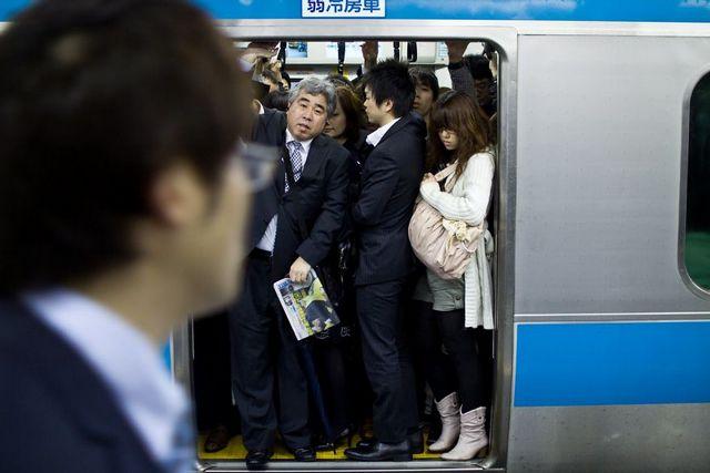 Dura realidad trabajadores japoneses (15)