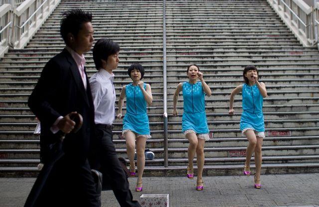 Dura realidad trabajadores japoneses (16)