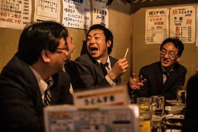 Dura realidad trabajadores japoneses (6)