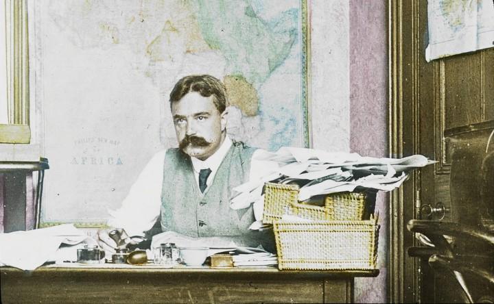 E.D Morel