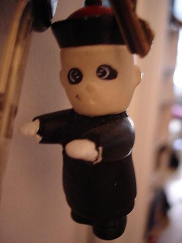 Jiangshi muñeco