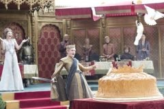 Pastel de palomas GoT boda Joffrey Baratheon