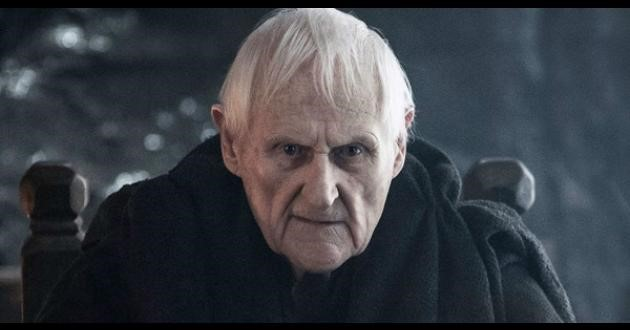 Peter Vaughan Aemon GOT