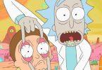 Rick y Morty planeta extraterrestre