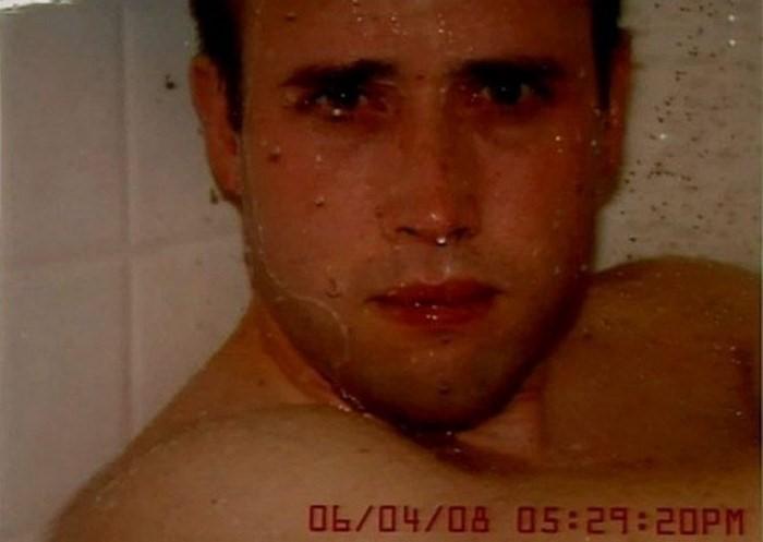 Travis Alexander asesinado por su novia Jodi Ann Arias foto baño