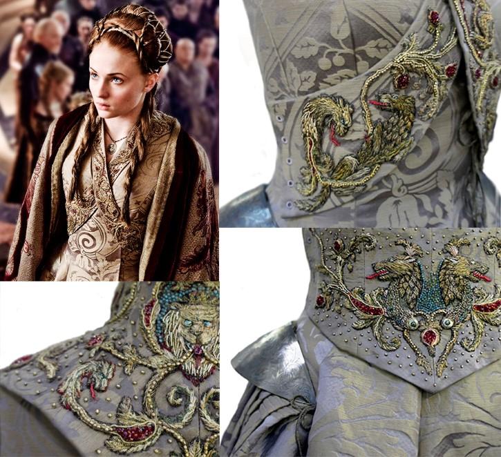 Vestido Boda Sansa Stark