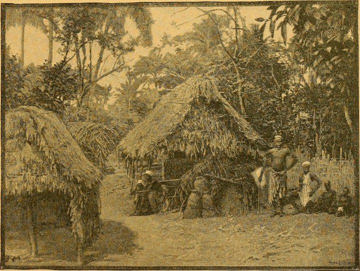 aldeanos en africa